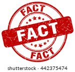 fact. stamp | Shutterstock .eps vector #442375474