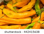 Aji Amarillo  Yellow Chili...