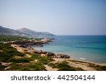 tunisian coast | Shutterstock . vector #442504144
