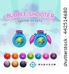 bubble shooter game assets ...