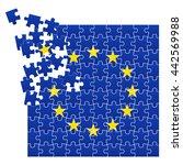vector illustration of european ...   Shutterstock .eps vector #442569988