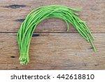 Bundle Of Yard Long Bean  Vigna ...