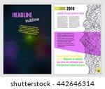 vector business brochure...