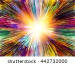 color explosion series.... | Shutterstock . vector #442732000