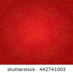 oriental chinese new year...   Shutterstock .eps vector #442741003