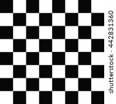 simple modern checkered pattern ... | Shutterstock .eps vector #442831360