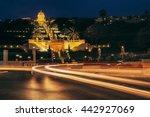 Blue Hour Shot Of Baha'i Temple ...