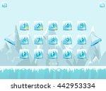 choose level screen vector...