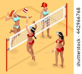 Beach Volleyball Players 2016...