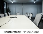 business meeting room or board... | Shutterstock . vector #443014600