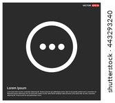 web menu icon.