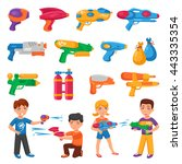 water pistols for children set...