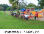 defocused and blurred image for ... | Shutterstock . vector #443359144
