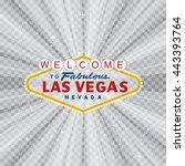 vector transparent sign of las... | Shutterstock .eps vector #443393764
