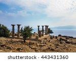 turkey assos | Shutterstock . vector #443431360