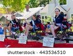 west st. paul  minnesota   may... | Shutterstock . vector #443536510