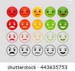 iconic illustration of...   Shutterstock .eps vector #443635753