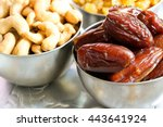 Dates Nuts And Golden Raisins ...
