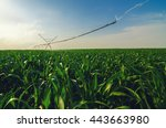 agricultural irrigation system...