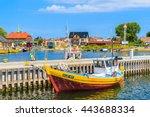 Kuznica Port  Poland   Jun 21 ...