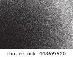 vector dotted texture. abstract ... | Shutterstock .eps vector #443699920