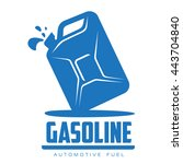 Logo For Gasoline Canisters ...