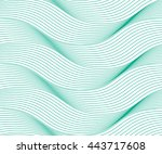 vector seamless abstract line...