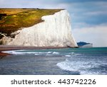 The Famous White Cliffs Of...