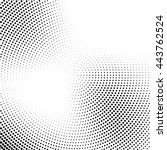 vector halftone abstract...