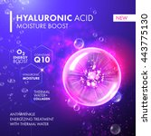 Hyaluronic Acid Moisture Energ...