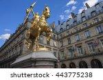 Paris  France   June 31  Joan...