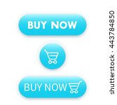 buy now  blue buttons for web...