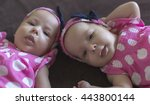 Cute Twins Babatka With...