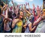 kiev  ukraine   jun 25  2016 ... | Shutterstock . vector #443833600