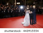 cannes  france   may 20  hopper ... | Shutterstock . vector #443915554