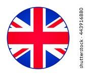great britain  united kingdom... | Shutterstock .eps vector #443916880