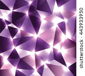 abstract shiny background.... | Shutterstock .eps vector #443933950