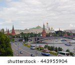 moscow russia   august 1  2011  ... | Shutterstock . vector #443955904