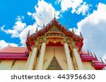 The Chapel Of  Wat Pho Chai...