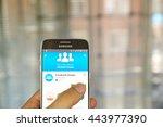 montreal  canada   june 24 ... | Shutterstock . vector #443977390