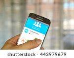 montreal  canada   june 24 ... | Shutterstock . vector #443979679