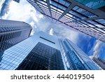 looking up philadelphia... | Shutterstock . vector #444019504