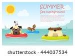 Enjoy Tropical Summer Holiday...