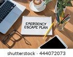 Emergency Escape Plan Open Book ...