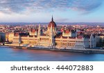 Hungary Parliament  Budapest...