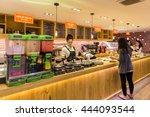 da lat  vietnam   august 16 ... | Shutterstock . vector #444093544