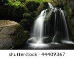 Lodore Falls In Borrowdale In...