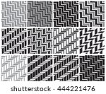 backgrounds modern geometric... | Shutterstock .eps vector #444221476