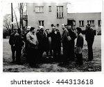 libechov  the czechoslovak... | Shutterstock . vector #444313618
