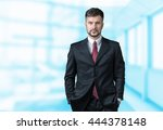 businessmen. | Shutterstock . vector #444378148